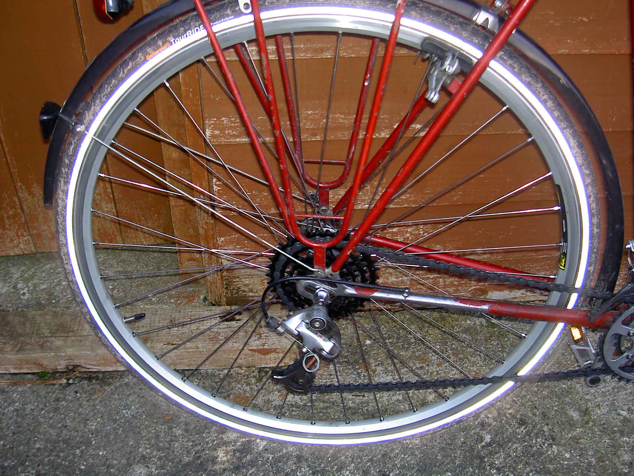 How to build a bicycle wheel with no previous experience for Making bicycle wheels